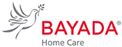 Bayada logo - returns to home page